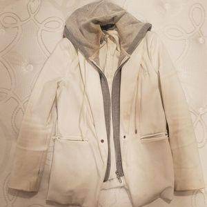 Evereve and Peyton Jensen hoodie jacket